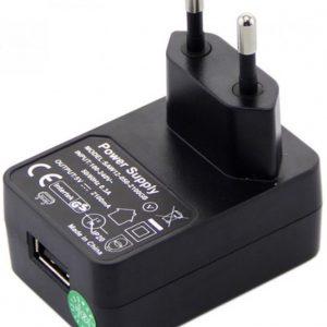 ALIMENTATION 100-240 VCA, 5 V, 2,5 A