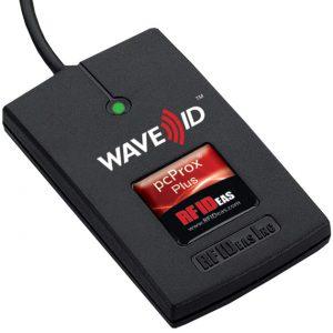 LECTEUR RFIDEAS pcPROX plus Enroll USB READER