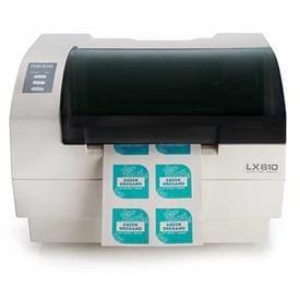 Imprimante d'étiquettes couleur LX610e Pro